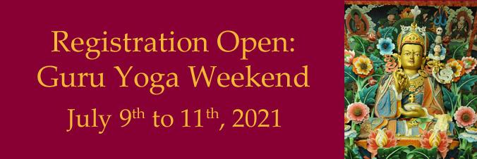 Registration Open: Lotus Garden Online Guru Yoga Program